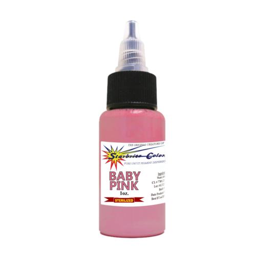 Starbrite Baby Pink Tattoo Ink