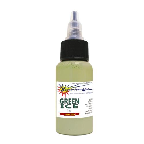 Starbrite Green Ice Tattoo Ink