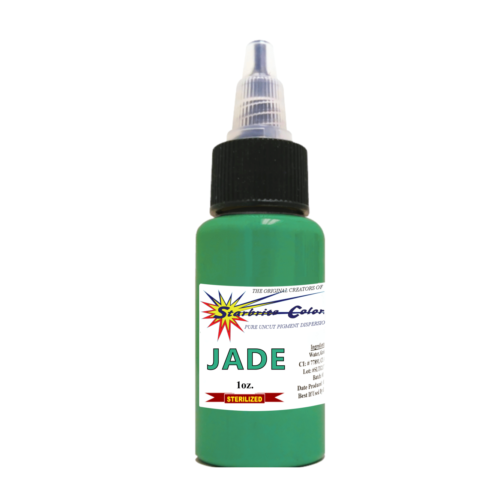 Starbrite Jade Tattoo Ink