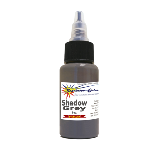 Starbrite Shadow Grey Tattoo Ink