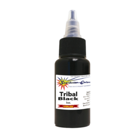 Starbrite Tribal Black Tattoo Ink
