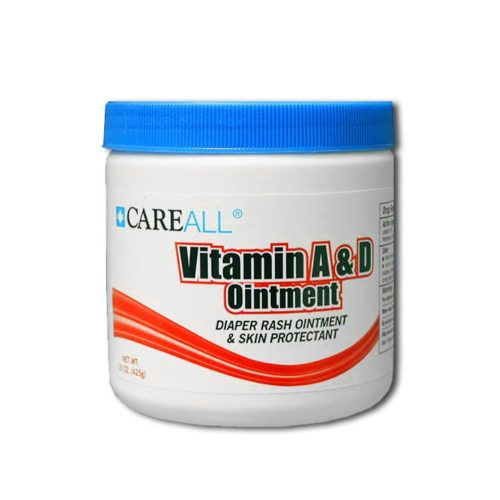 Careall vitamin a&d ointment