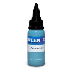 Intenze Tattoo Ink, Aquamarine