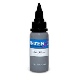 Intenze Tattoo Ink, Blue Silver