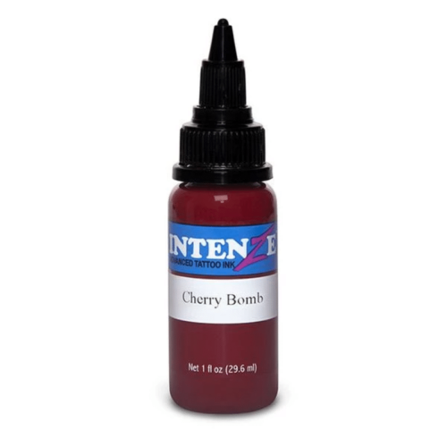 Intenze Tattoo Ink, Cherry Bomb