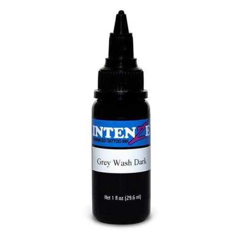 Intenze Tattoo Ink, Gray Wash Dark