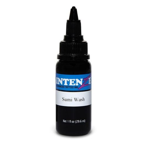 Intenze Tattoo Ink, Sumi Wash