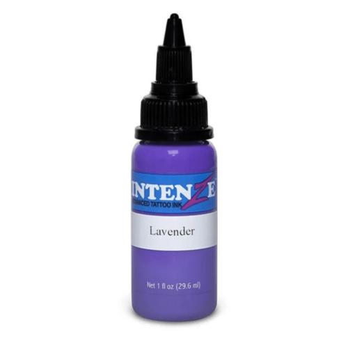 Intenze Tattoo Ink, Lavender