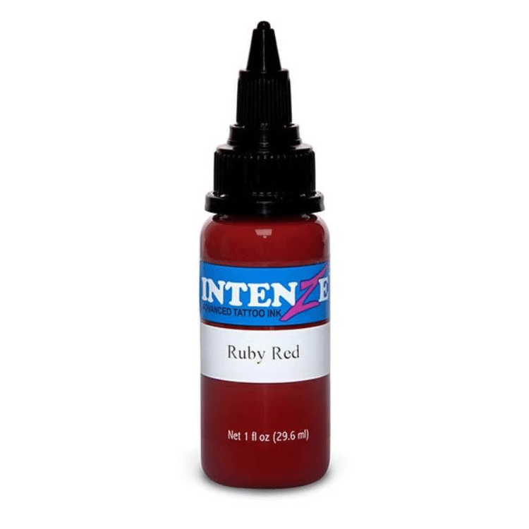 Intenze Tattoo Ink, Ruby Red