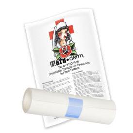 Tatu Derm Clear Tattoo Bandage 6x180