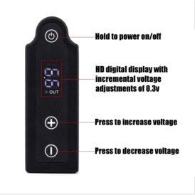 Tilt Pulse Portable Tattoo Power Supply 2