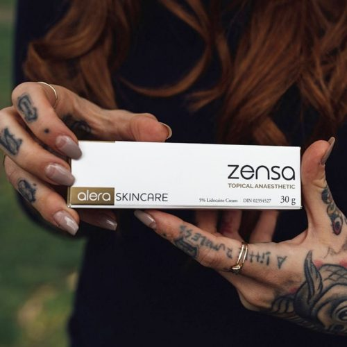 Zensa Topical Anaesthetic Numbing Cream