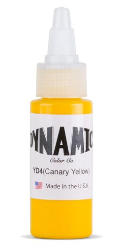 Dynamic Colors Canary Yellow