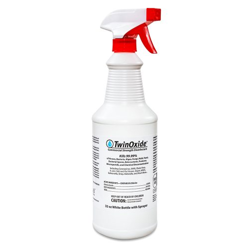TwinOxide Disinfectant Bottle