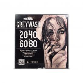 Dynamic Color Grey Wash Tattoo Ink box
