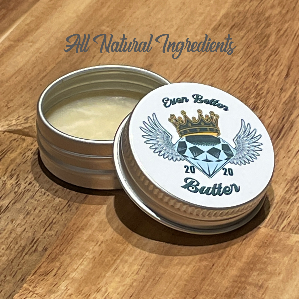 Even Better Butter Tattoo Aftercare All Natural