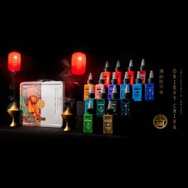 Orient Ching Tattoo Ink Set 2