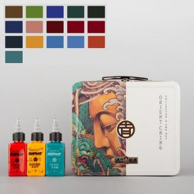 Orient Ching Tattoo Ink Set 4