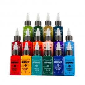 Orient Ching Tattoo Ink Set