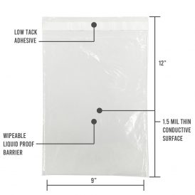 disposable tablet iPad Protective Cover 4