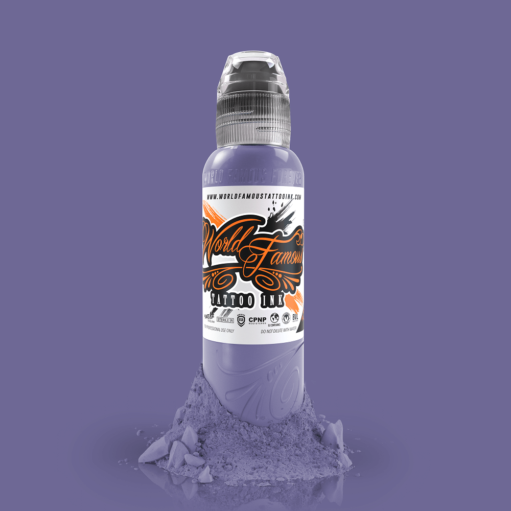 World Famous Tattoo Ink - London Lavender