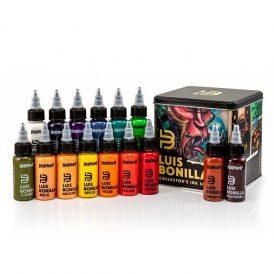 Radiant Colors Luis Bonilla Set